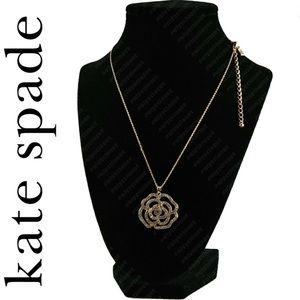 🌟NWOT🌟  Kate Spade Rose Garden Necklace
